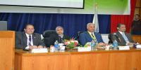 Opening the 8th Environmental Forum of Alexandria University