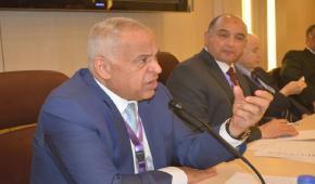 مؤتمر بكلية التجارة يناقش دعم القدرات التنافسية للمنظمات العربية