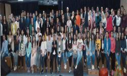 The annual talent ceremony for foreign students in the Faculty of Arts