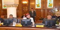 جامعة الاسكندرية تكرم خبير لغة الاشارة بالتليفزيون المصري