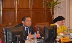جامعة الاسكندرية تناقش مقترح لإنشاء الكلية التكنولوجية